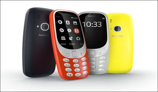 Nokia 3310 is back! Available in Pakistan in four distinctive colours