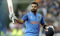 Kohli simply the best, says De Villiers