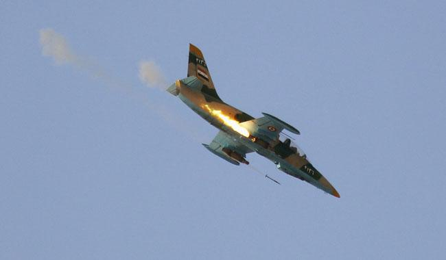 US shoots down Syria warplane after allies bombed
