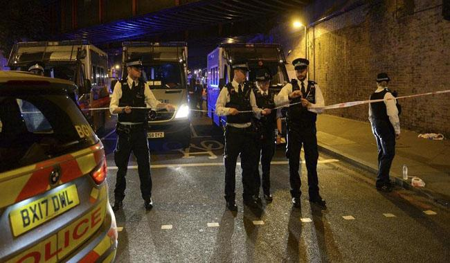 Vehicle rams worshippers near London mosque: Muslim leaders