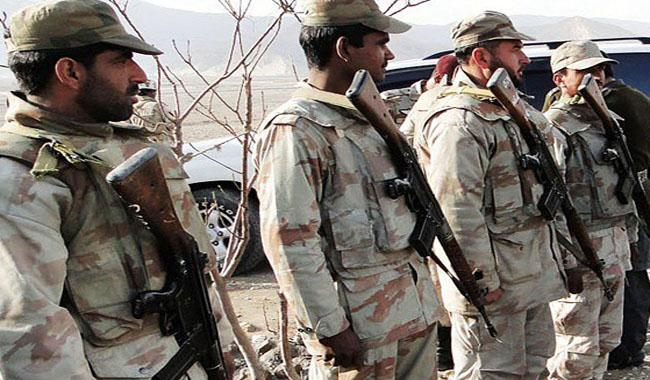 Two Pakistan Navy men martyred in Balochistan attack