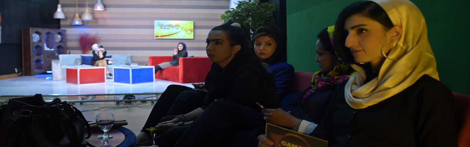 New magazine and TV channel give Afghan women a cautious voice