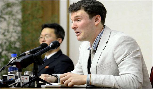 US student held prisoner by N. Korea dies days after release