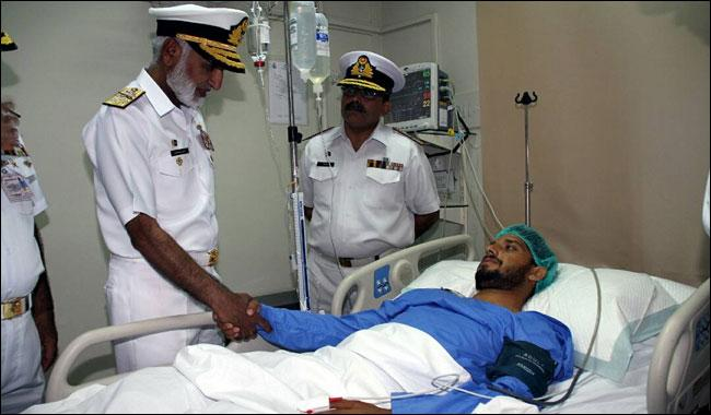Terrorists can't succeed in destabilizing Pakistan: Naval Chief