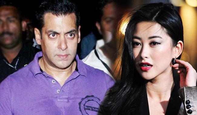 Chinese actress Zhu Zhu won't promote Salman's Tubelight in India