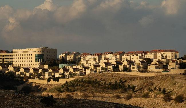 Israel breaks ground on new West Bank settlement as U.S. delegations visits