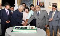 UK: Pak High Commission celebrates Pakistan's Champions Trophy victory