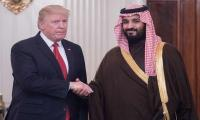 Trump congratulates new Saudi crown prince: White House