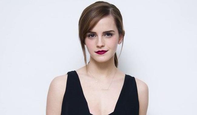 Actress Emma Watson takes feminist book happening to Paris