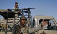 Security forces arrest five facilitators of terrorists: ISPR