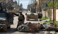Suicide bomber kills 9 in western Iraq