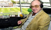 Henry Blofeld hangs up microphone after 45 years