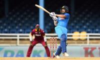 West Indies win toss, put India in to bat