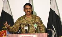 Recent terror incidents linked to sanctuaries in Afghanistan: DG ISPR