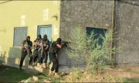 Security forces kill three terrorists in Peshawar