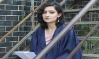 Pakistani girl tops Britain's Durham University Law School exam