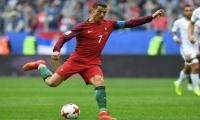 Ronaldo hits milestone as Portugal sink New Zealand