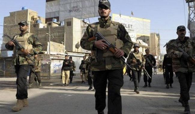 Security forces foil bid to attack FC checkpost in Khuzdar
