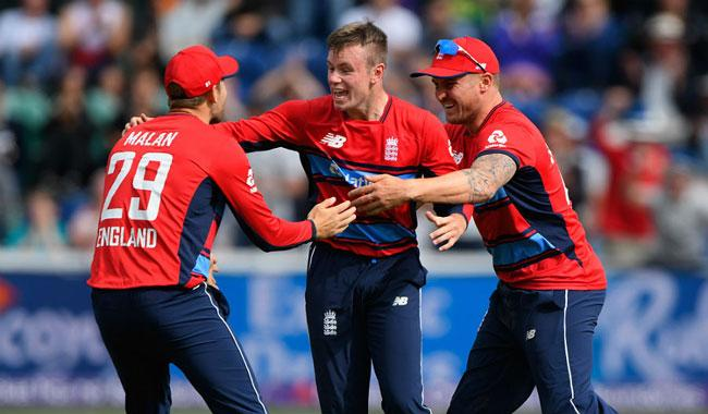 England win South Africa T20 series