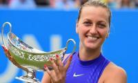 Comeback queen Kvitova wins Birmingham title