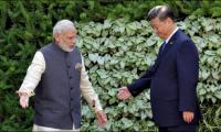 China accuses Indian border guards of crossing into its territory