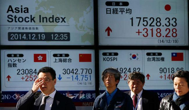 Asian markets hit by fears over Trump economic agenda