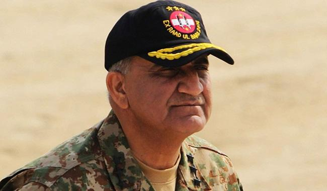 Army chief assures nations elements behind Parachinar attack to be brought to book