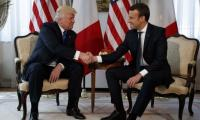 US, France vow ´joint response´ if chemical attack in Syria