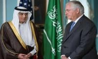 Saudis say demands ´non-negotiable´ as Qatar, US officials meet