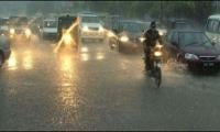 Monsoon rains begin in Punjab and Sindh