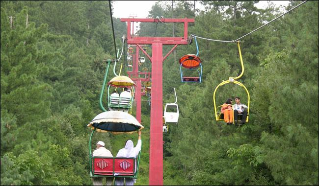 Ten killed in Muree chairlift accident
