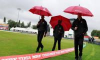 Rain forces washout New Zealand clash with South Africa