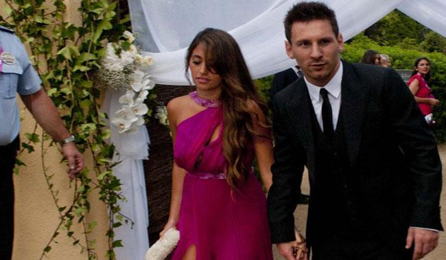 Lionel Messi's LOVE Antonella Roccuzzo; check out some special memories here