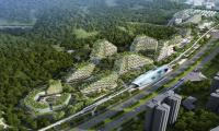 World's first pollution-eating 'Forest City'-- Liuzhou Forest City
