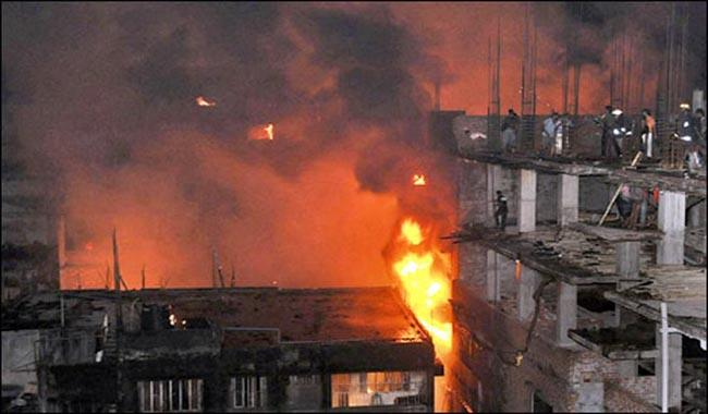 Eight dead in Bangladesh garment factory blast