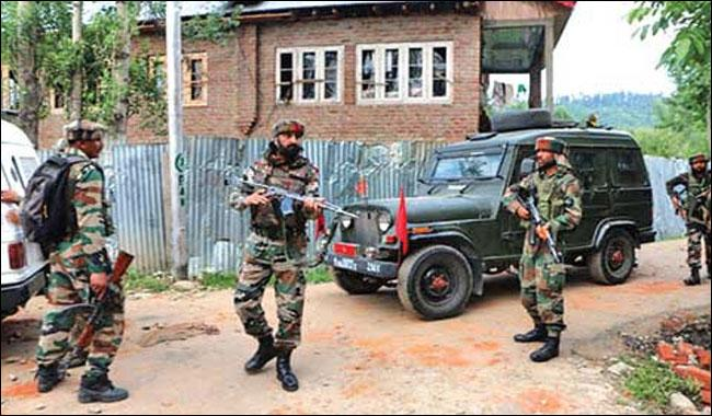 Kashmir: Encounter in Pulwama, 1 terrorist killed, 2 holed up inside house