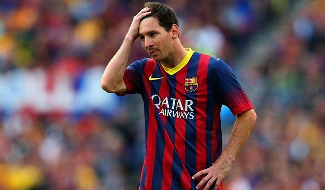 Lionel Messi donates wedding leftovers to Rosario Food Bank
