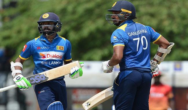 4th ODI: Zimbabwe beat Sri Lanka to level series at 2-2