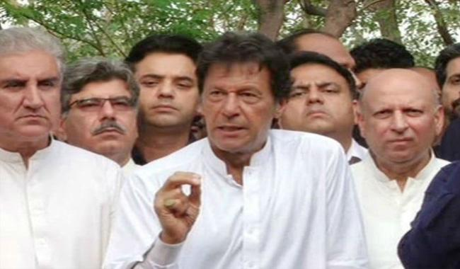 Imran sees next week most important in Pak history