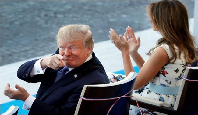 Trump asks Supreme Court to block travel ban ruling