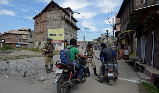 Indian troops martyr three more Kashmiris in IoK
