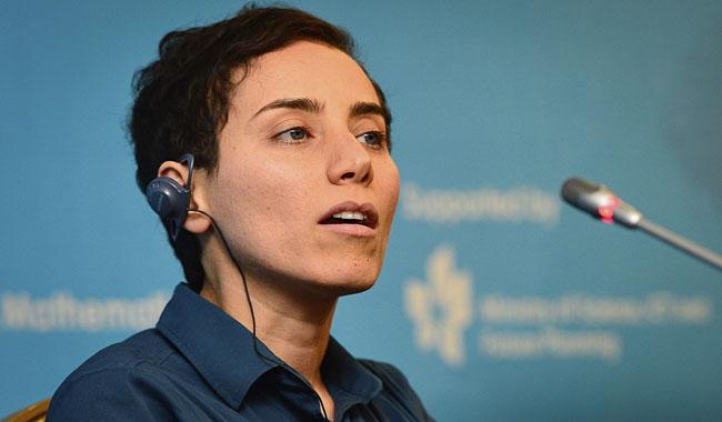Iranian-born Maths ´genius´ Maryam Mirzakhani dies