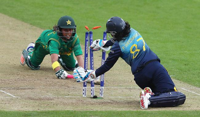 Pakistan lose all their matches in Women's World Cup 2017