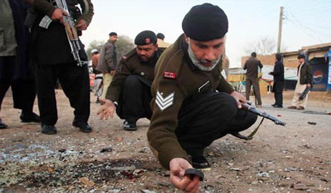 FC repulses attack, kills four terrorists