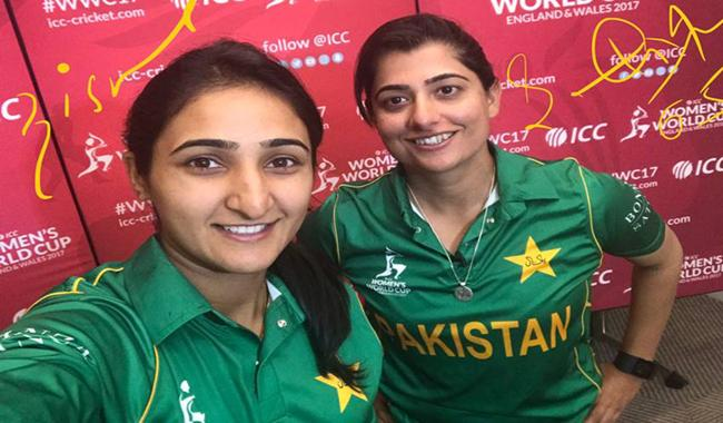 Bismah likely to replace Sana Mir as captain of Pakistan Women Team