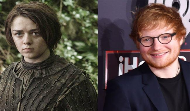 Twitter reacts to Ed Sheeren's Game of Thrones cameo