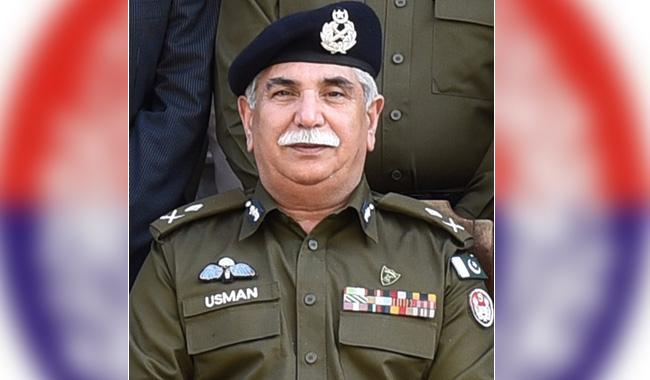 LHC suspends appointment of Usman Khattak as IG Punjab