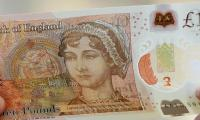 Jane Austen takes pride of place on Britain's new plastic tenner