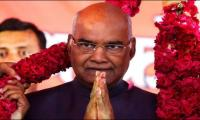 BJP-backed candidate Kovind elected India's President