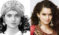 Kangana Ranaut injured on the sets of 'Manikarnika The Queen of Jhansi'